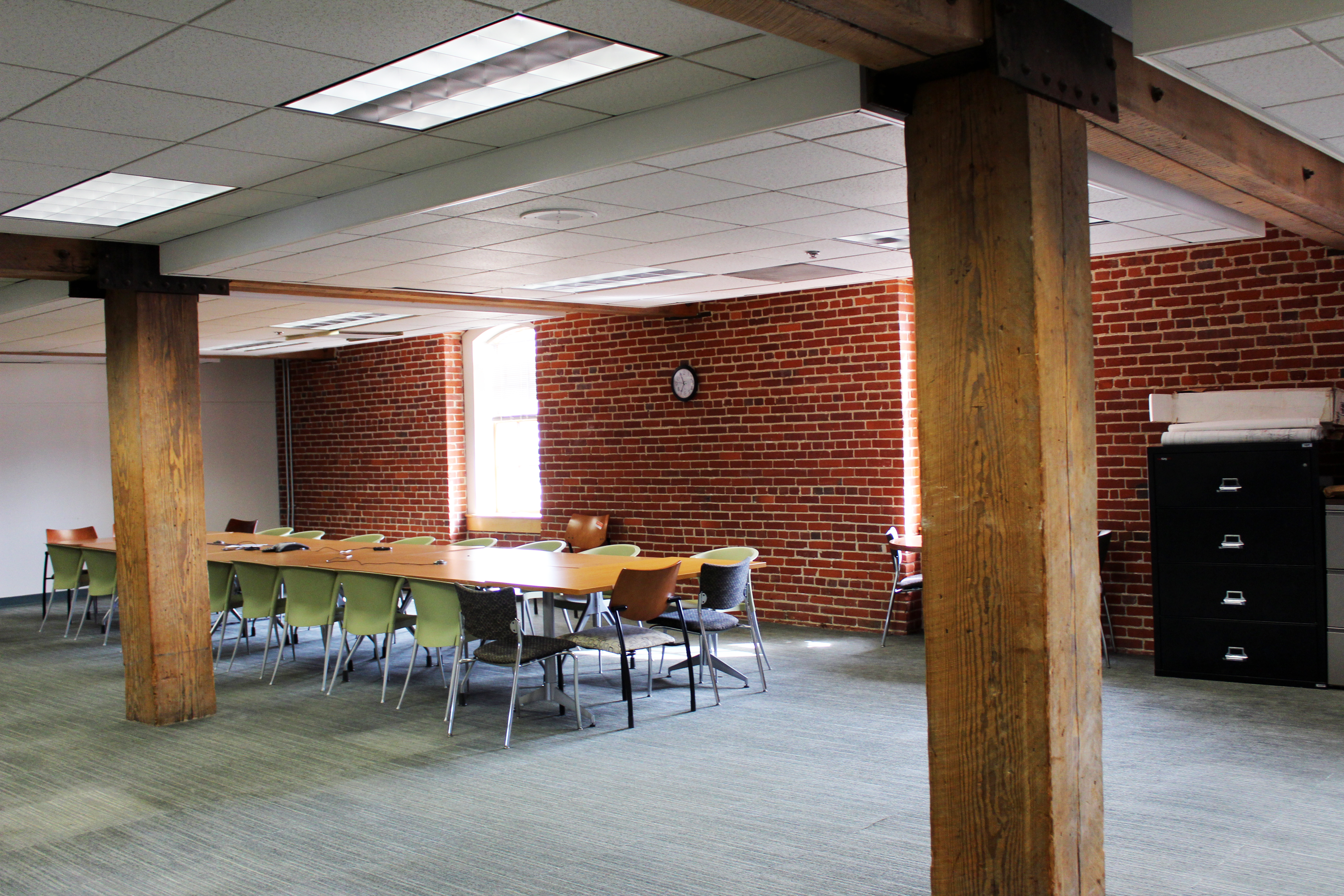 open meeting space