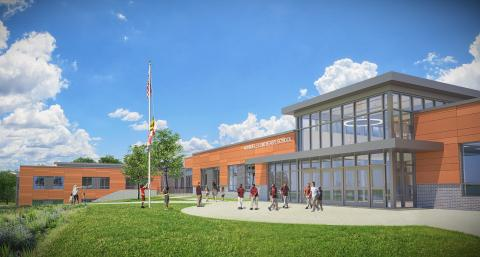 Arundel Elementary- new vision